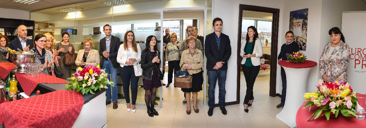 Виена откри новото си представителство в София